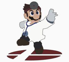 Dr.Mario - Super Smash Bros Melee by PrincessCatanna