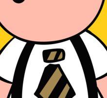 Tie Girl Arya Sticker