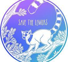 Save the Lemurs! by Hannah Diaz