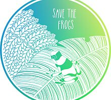 Save the Frogs! by Hannah Diaz