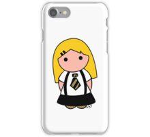 Tie Girl Arya iPhone Case/Skin