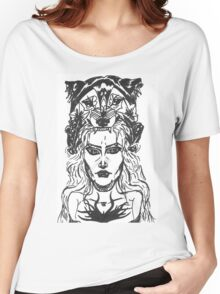 ALEXANDERS PRINCESS  Women's Relaxed Fit T-Shirt