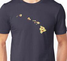 Hawaii Flowers Unisex T-Shirt