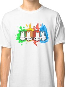 Castle Crashers Classic T-Shirt