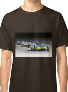 Vintage Racecars 'Home Stretch' Classic T-Shirt
