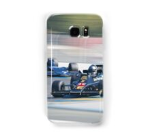 Vintage Formula One Racecars 'F1 Competition' Samsung Galaxy Case/Skin