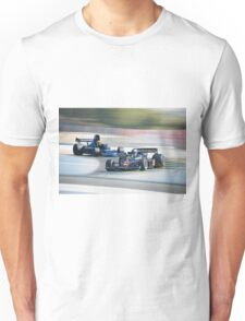 Vintage Formula One Racecars 'F1 Competition' Unisex T-Shirt