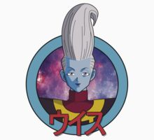 Dragon Ball - Whis design by Itsjustmilk