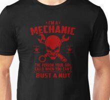 i'm a mechanic skull Unisex T-Shirt