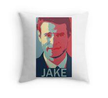 "Scandal - ""I need you to know not choosing me is okay"" - jake ballard Throw Pillow"