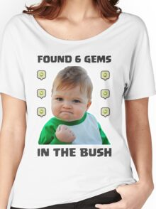 6 Gems in the Bush Women's Relaxed Fit T-Shirt