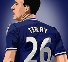 Jhon Terry by siddick49