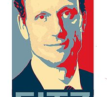 """Scandal -"""" I'm the Commander in Chief """" - President Fitz * Notebooks and Journals added * by lloydj3"""