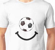 Soccer Smile Unisex T-Shirt