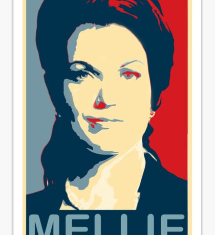 "Scandal -"" I will make such a scene ! "" - Mellie Grant * laptop skins, and mugs added * Sticker"