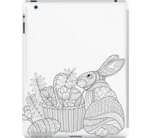 Easter Bunny Drawing iPad Case/Skin