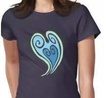 Blue Passion Womens Fitted T-Shirt