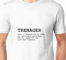 Teenager Definition Unisex T-Shirt
