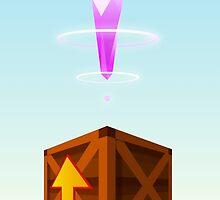 Crash Bandicoot - Crystal Crate by GennaroGregory