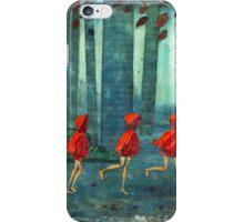 5 lil reds 1 iPhone Case/Skin