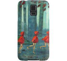 5 lil reds 1 Samsung Galaxy Case/Skin