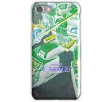 G1 Transformers Headmasters Poster iPhone Case/Skin