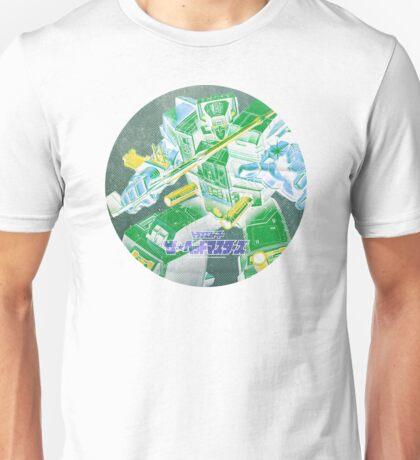 G1 Transformers Headmasters Poster Unisex T-Shirt