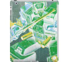 G1 Transformers Headmasters Poster iPad Case/Skin