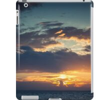 Before the storm IV iPad Case/Skin