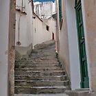 Positano Steps by phil decocco