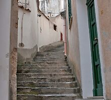 Positano Steps by phil decocco