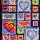 Valentine Drawing by WildestArt