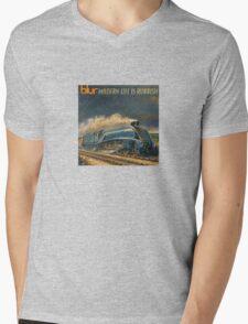 BLUR - Modern Life is Rubbish Mens V-Neck T-Shirt