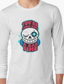 Undertale You're gonna have a bad time T-Shirt