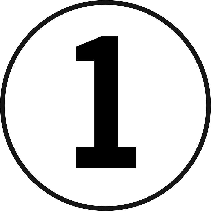 Quot 1 First One Number One Number 1 Racing Numero Uno