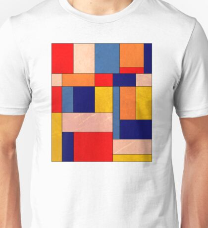 Abstract #340 Unisex T-Shirt