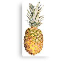 Pineapple Pizzazz Canvas Print
