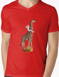 Lookout Mens V-Neck T-Shirt