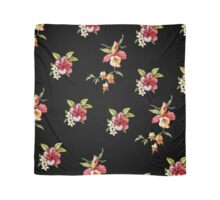 Hipster Tropical flower floral print Scarf