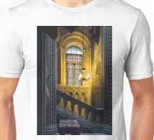 Penrhyn castle- window3 Unisex T-Shirt