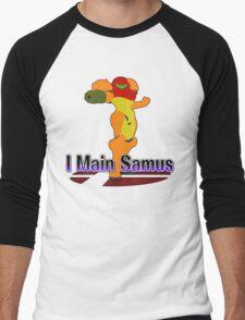 I Main Samus - Super Smash Bros Melee T-Shirt