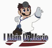 I Main Dr.Mario - Super Smash Bros Melee by PrincessCatanna