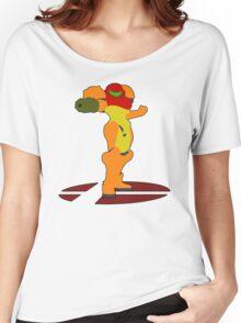 Samus - Super Smash Bros Melee Women's Relaxed Fit T-Shirt