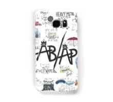 Fall Out Boy Lyric Art Samsung Galaxy Case/Skin