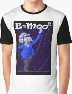 E=moo2 Graphic T-Shirt