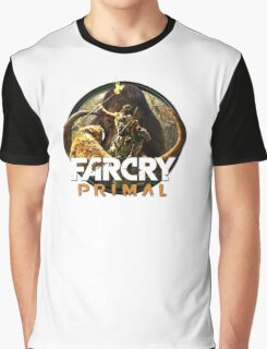 Farcry Primal Graphic T-Shirt