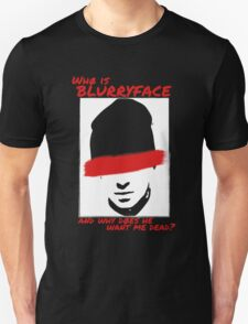 Who is Blurryface? Unisex T-Shirt