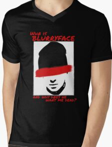 Who is Blurryface? Mens V-Neck T-Shirt