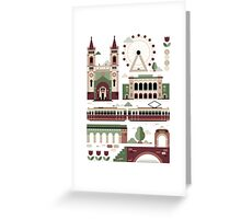 Vienna / Wien Greeting Card