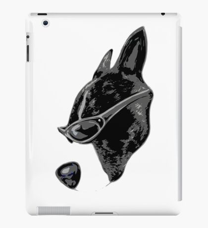 Mr B Tee Design iPad Case/Skin